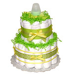 Diaper Cake Instructional Video & Pattern Products for Sale