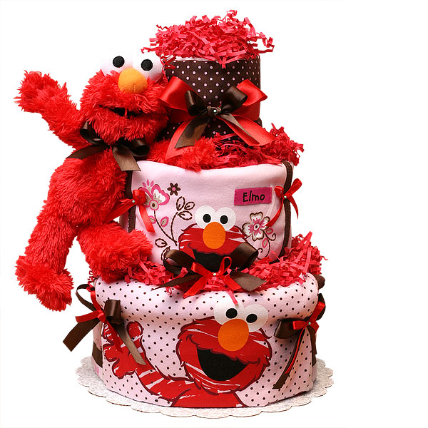elmo baby shower decorations